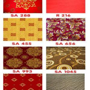 Thảm len Sasa