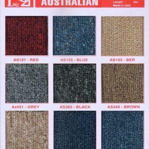 Thảm trải sàn Australian