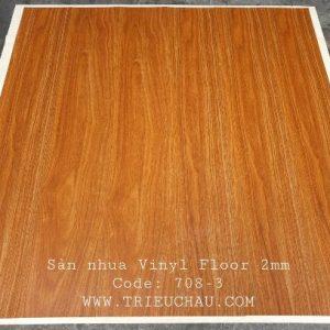 Sàn nhựa vân gỗ Vinyl Floor 708-3