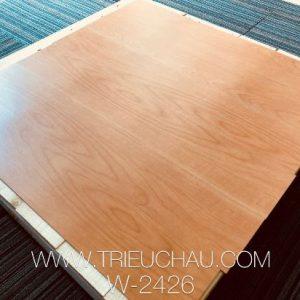 Sàn nhựa vân gỗ Nanolife 3mm 2426