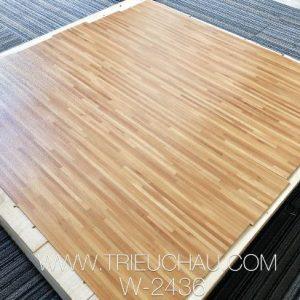 Sàn nhựa vân gỗ Nanolife 3mm 2436