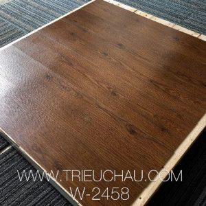 Sàn nhựa vân gỗ Nanolife 3mm 2458