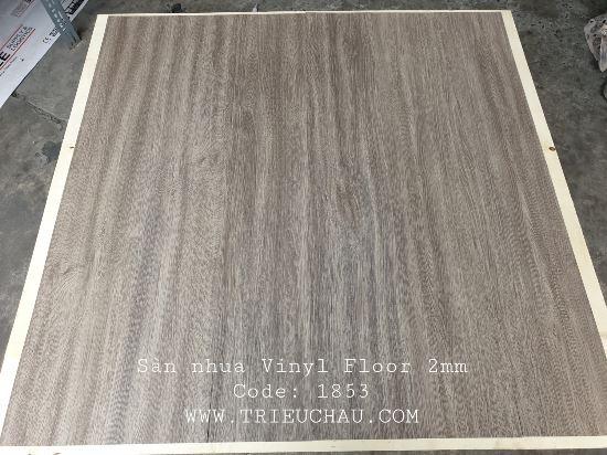 Sàn nhựa vân gỗ Vinyl Floor 1853