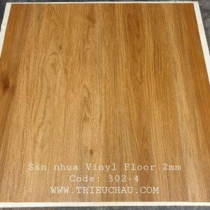 Sàn nhựa vân gỗ Vinyl Floor 302-4