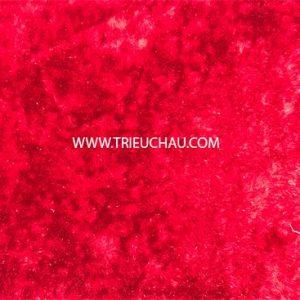 Thảm sofa chỉ cao cấp màu đỏ