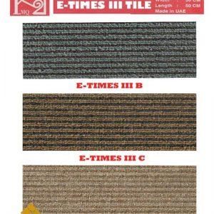 Thảm tấm E-Times III