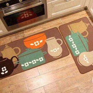 Thảm trải nhà bếp