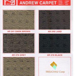 Thảm trải sàn Andrew - 1