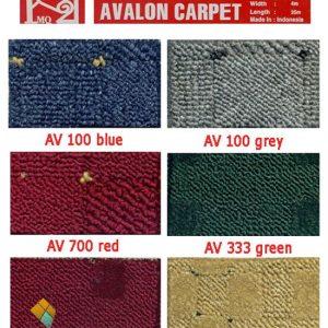 Thảm trải sàn Avalon - 1